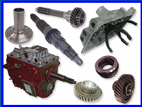 Transmission Rebuild Kits and Parts.